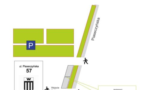 Warsaw Cup parking plan